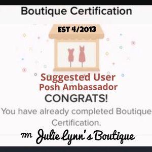 Accessories - 2013 Certified Boutique Closet